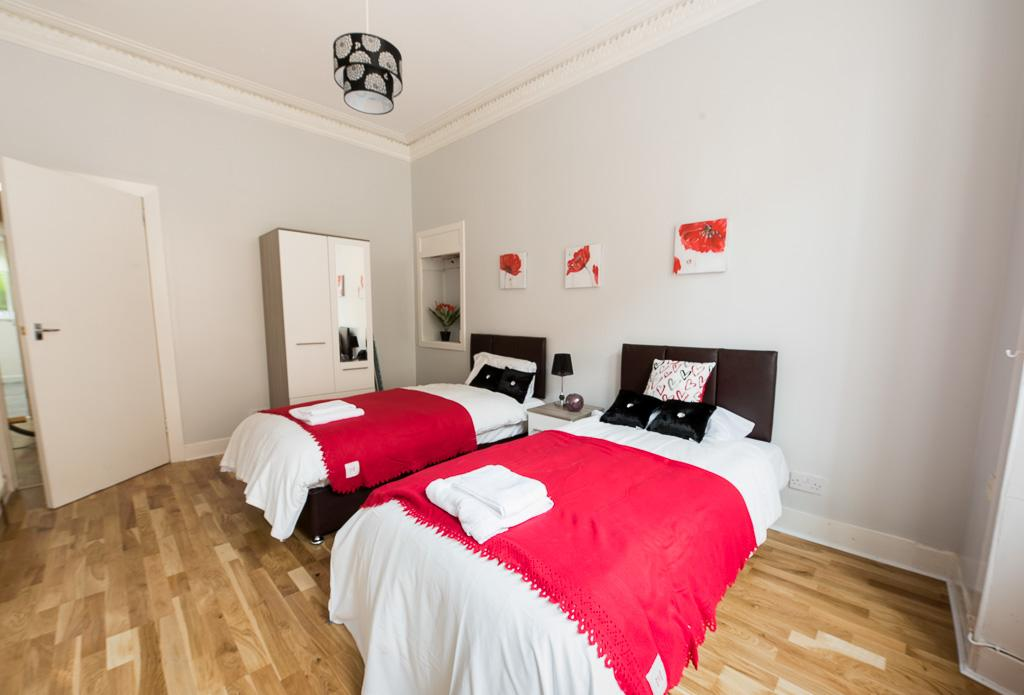 PREMIER – City Apartment Glasgow
